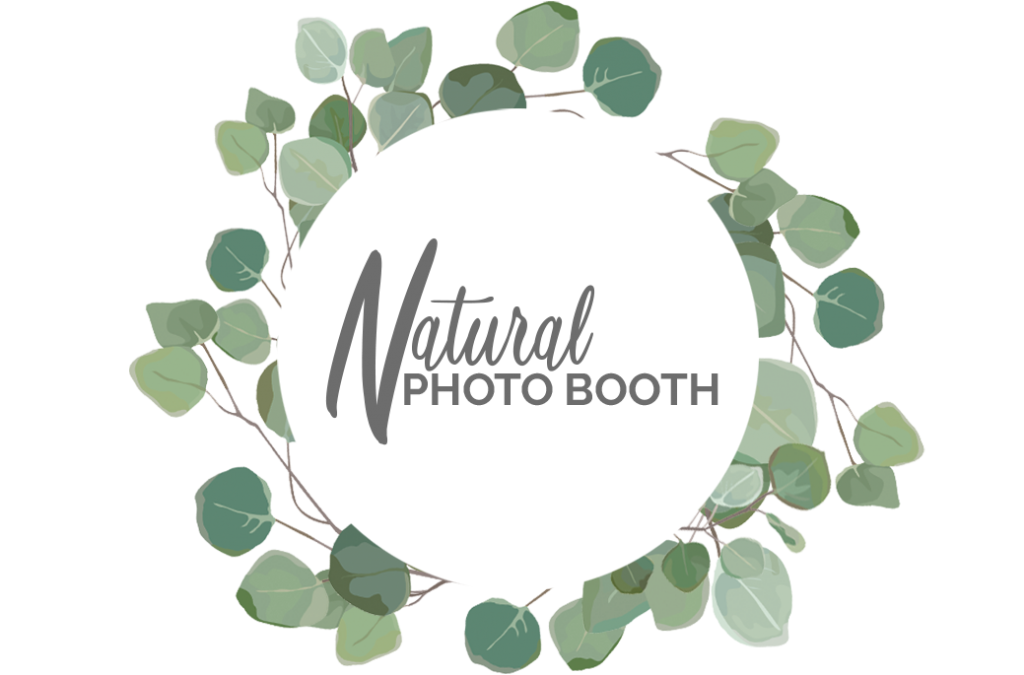 logo naturalbooth - cabina fotografica