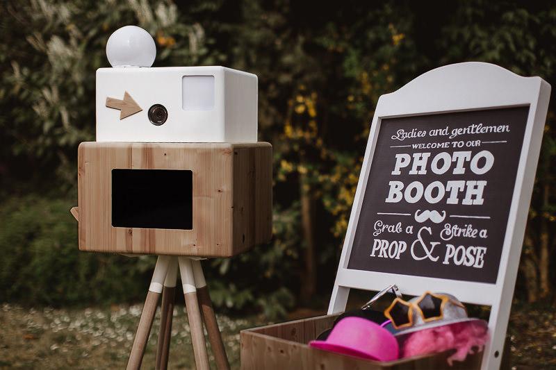 photobooth matrimonio padova