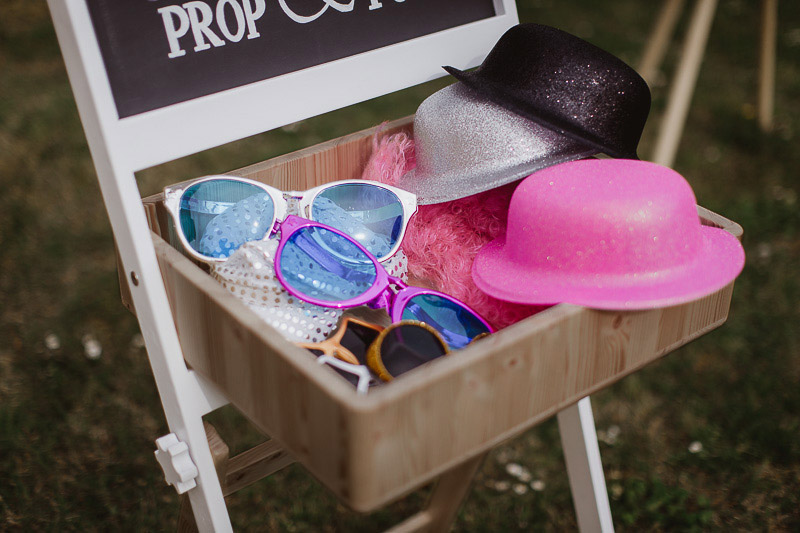 photobooth props matrimonio